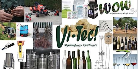 Vi-Tec! Wijnbouwbeurs-Foire Viticole tickets