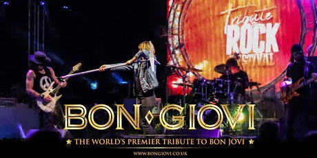 Bon Giovi - Tribute Bon Jovi tickets