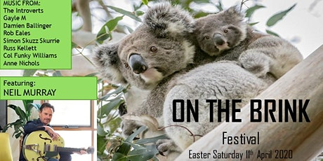 On the Brink Festival - For native wildlife on the brink of extinction tickets