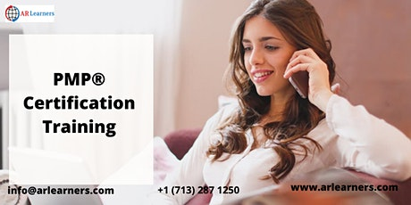 PMP® Certification Training Course In Arlington, VA,USA tickets