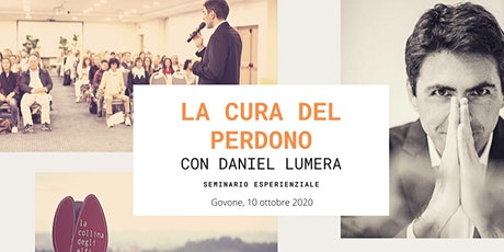 Seminario con Daniel Lumera:  La Cura del Perdono - 10 ottobre 2020 tickets