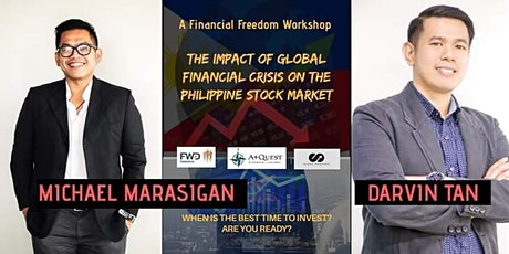 The Impact of Global Financial Crisis on the Philippine Stock Market tickets