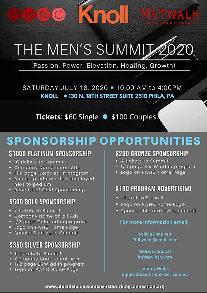 Men's Summit July 2021 image