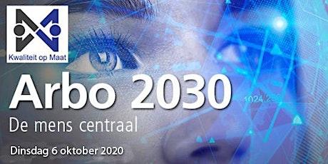 Arbo 2030 tickets