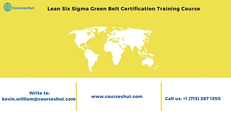 LSSGB Classroom Training in Bozeman, MT tickets