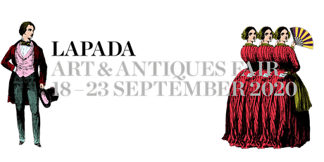 The LAPADA Art & Antiques Fair 2020 tickets