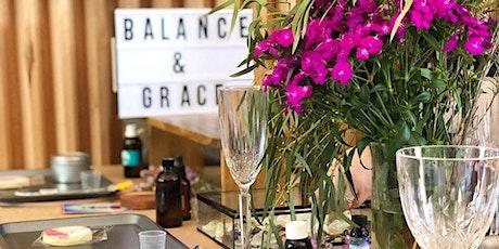 SUN 26th APRIL - Balance & Grace Candle Workshop tickets
