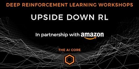 Deep Reinforcement Learning 4: Upside Down RL tickets