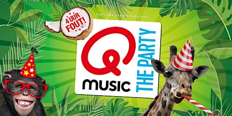 Qmusic the Party - 4uur FOUT! in Ellecom (Gelderland) 26-03-2021 tickets