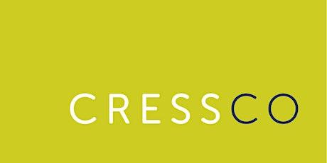 Cress Christmas Roadshow Perth tickets