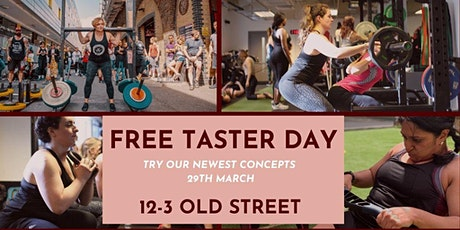 FREE STRONGHER SPACE TASTER DAY- WOMEN ONLY FITNESS tickets