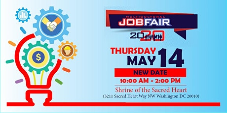 Multicultural Job Fair / Feria de Trabajo Multicultural tickets