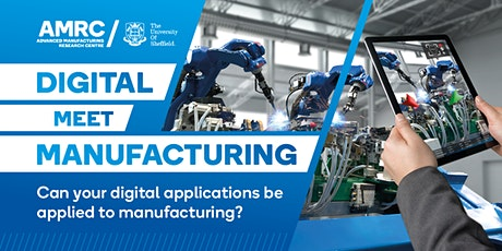 Digital Meet Manufacturing - Automation & Robotics tickets