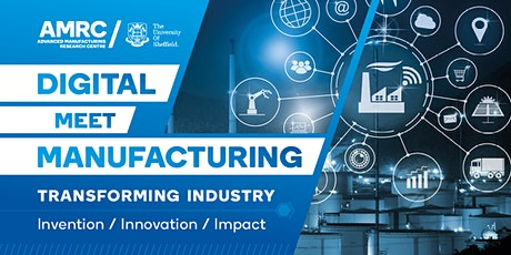 Digital Meet Manufacturing - Industrial Internet of Things tickets