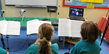 Developing Your Online Teaching Skills for Music Teachers tickets