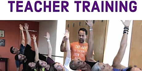 Om'echaye Yoga Teacher Training 200HR tickets