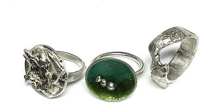 Make Your Own Silver and Enamel Ring with Eve Claire Taylor (27 & 28 June 2020) tickets