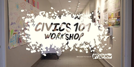 The 2020 Civics 101 Workshop! tickets