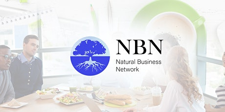 Natural Business Network NBN BREAKFAST Networking Meeting 7.30 am - 9 am. tickets