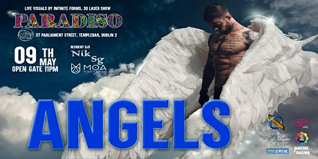 Paradiso - Angels tickets