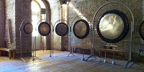 Monthly Gong Bath Meditation,  Ashbourne Townhall  only £12 tickets