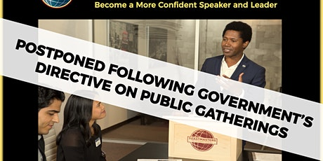 Enhance Your Public Speaking and Leadership Skills at Simba Toastmasters Club tickets