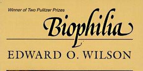 Mount Auburn Book Club: Biophilia by E.O. Wilson tickets