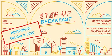 2nd Annual STEP UP Breakfast tickets