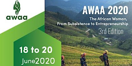NEW DATE: 3rd Edition: African Women in Agriculture and Art, 2020 tickets