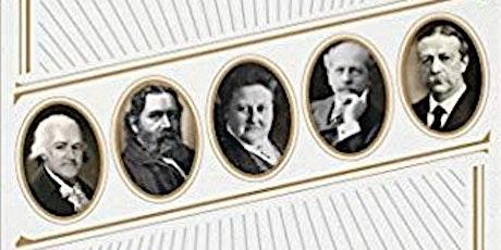 Mount Auburn Book Club: The Lowells of Massachusetts by Nina Sankovitch tickets