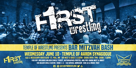 Temple of Wrestling Presents: Bar Mitzvah Bash tickets