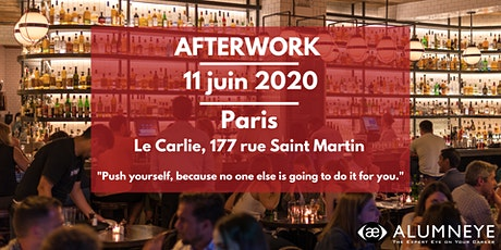 Afterwork AlumnEye #41 - Paris tickets