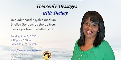 Heavenly Messages tickets