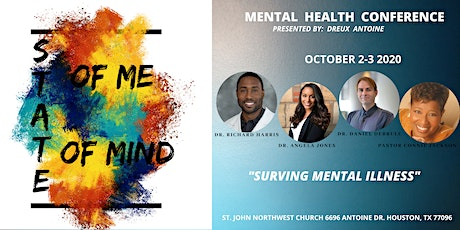 State of Me State of Mind Mental Health Conference tickets