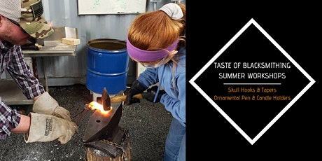 Taste of Blacksmithing tickets