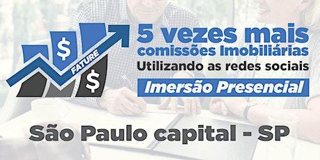 São Paulo - Faça até 5x mais honorários utilizando as redes sociais ingressos