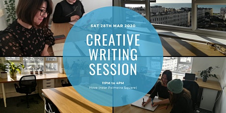 Creative Writing Session tickets