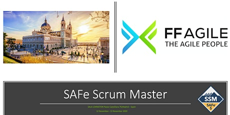 SAFe Scrum Master Certified entradas