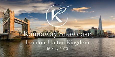 Kannaway Showcase London tickets