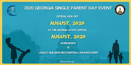 Single Parents Day at the Georgia State Capitol tickets