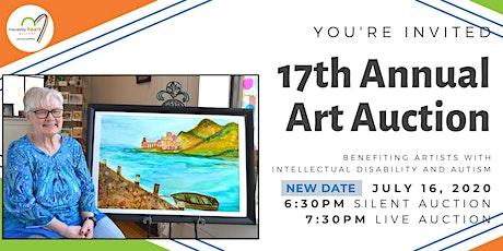17th Annual Friendship Heart Gallery & Studio Art Auction tickets