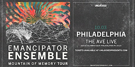 Emancipator Ensemble at The Ave Live tickets