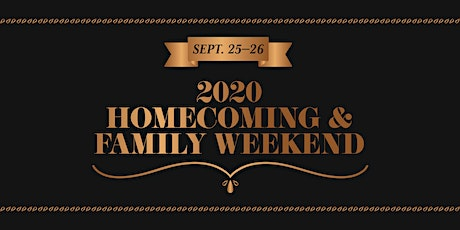 Homecoming & Family Weekend tickets