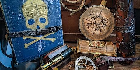 Captain Morgan & the Cursed Elixir (Free community pirate adventure) tickets
