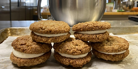 Annie's Make your own Oatmeal Cream Pie baking class tickets
