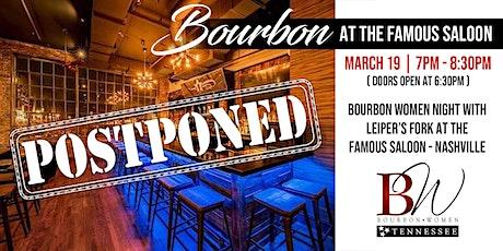 Bourbon Women Tennessee at Famous Saloon - Nashville tickets