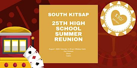SK class of 95 Reunion Dinner/Casino Night tickets