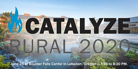 CATALYZE RURAL 2020 tickets