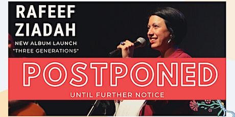 Rafeef Ziadah Live in Toronto - POSTPONED tickets