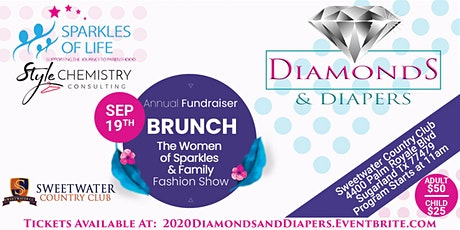 Diamonds & Diapers Brunch & Fashion Show tickets